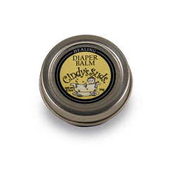 100% natural healing diaper balm 3.5 oz tin