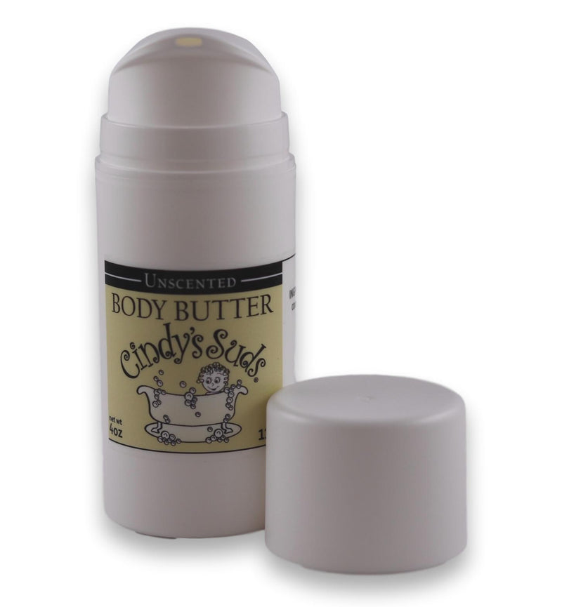 Body Butter Airless Pump - Unscented
