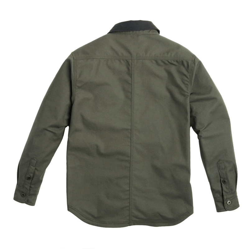 Cast Iron Shirt Jacket