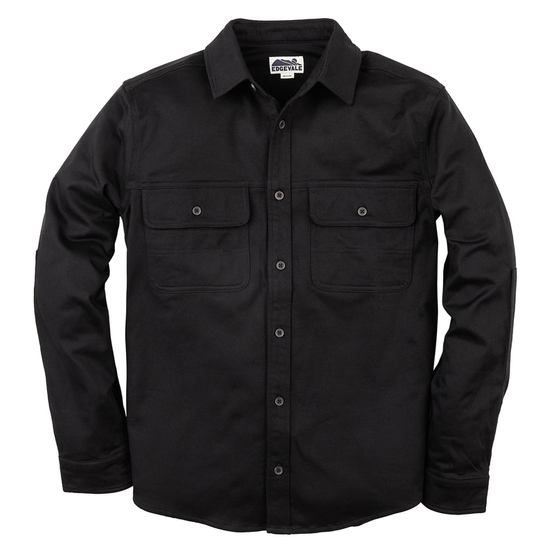 Heavyweight Stretch Campo Shirt