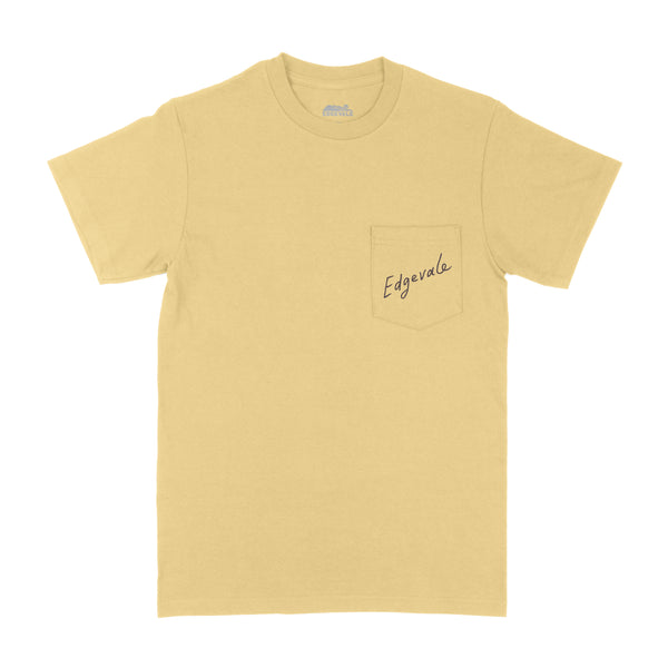 Sketch Pocket Tee