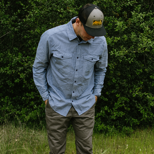 Elwell Chambray Shirt