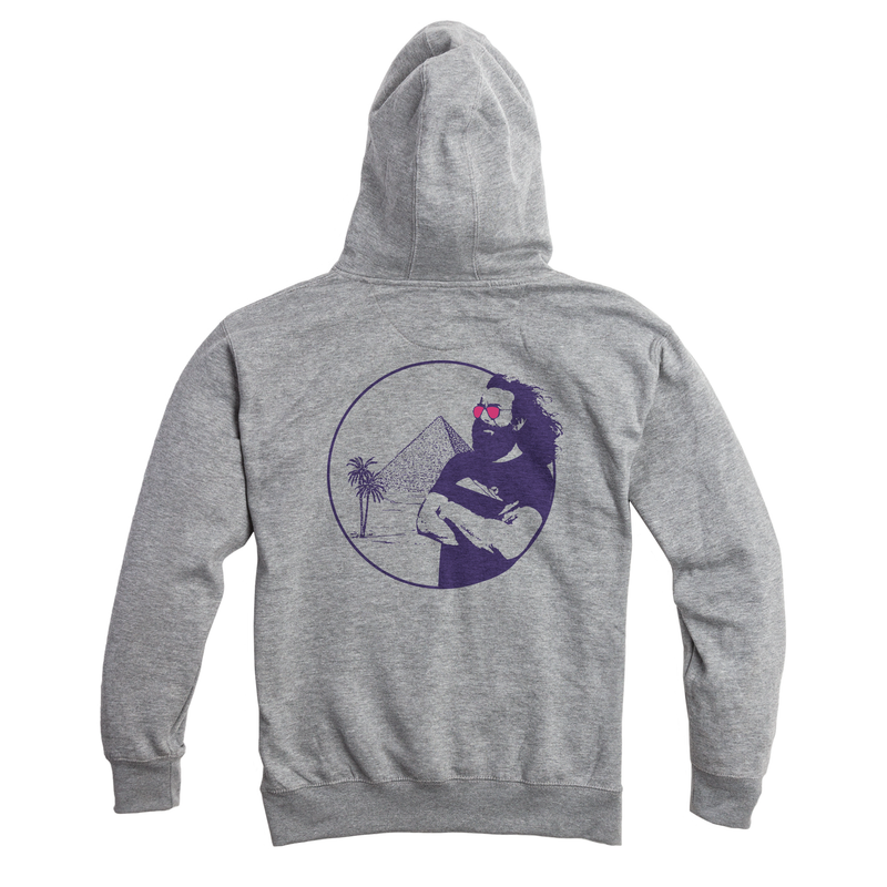 Limited Edition Desert Jerry Hoodie