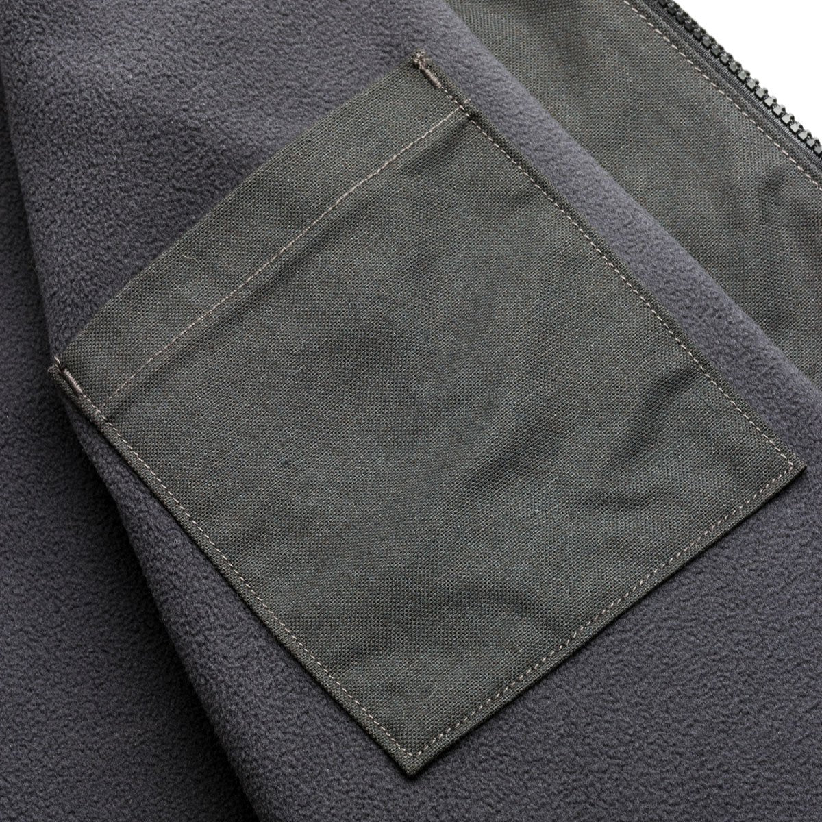 Cast Iron Utility Pant - Smoke Black