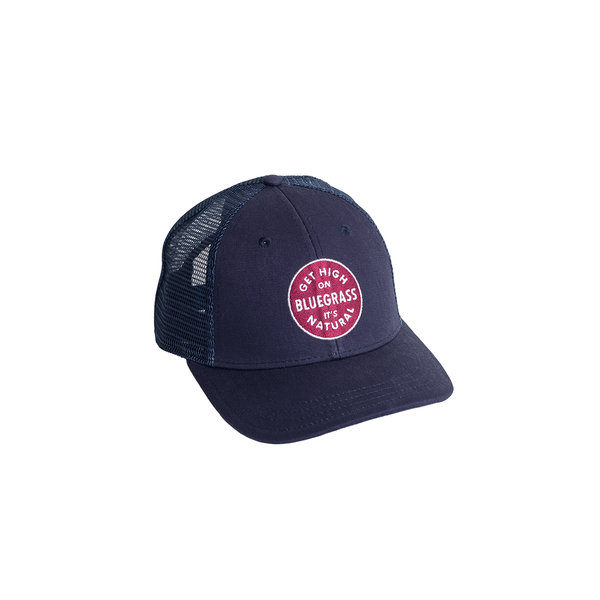 Get High On Bluegrass Trucker Hat