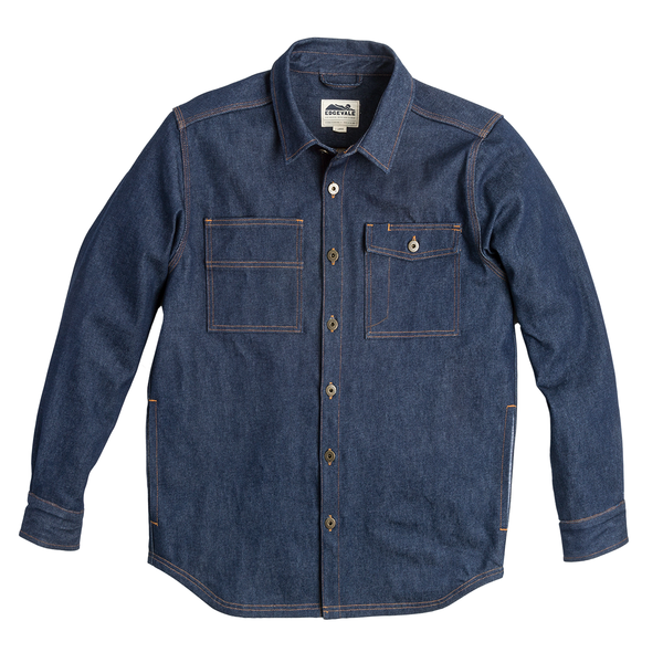 Core Denim Shirt Jacket