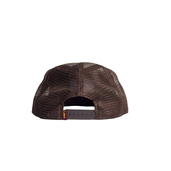 Unstructured Trucker Hat