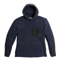 Grizzly Sherpa Fleece Hoodie