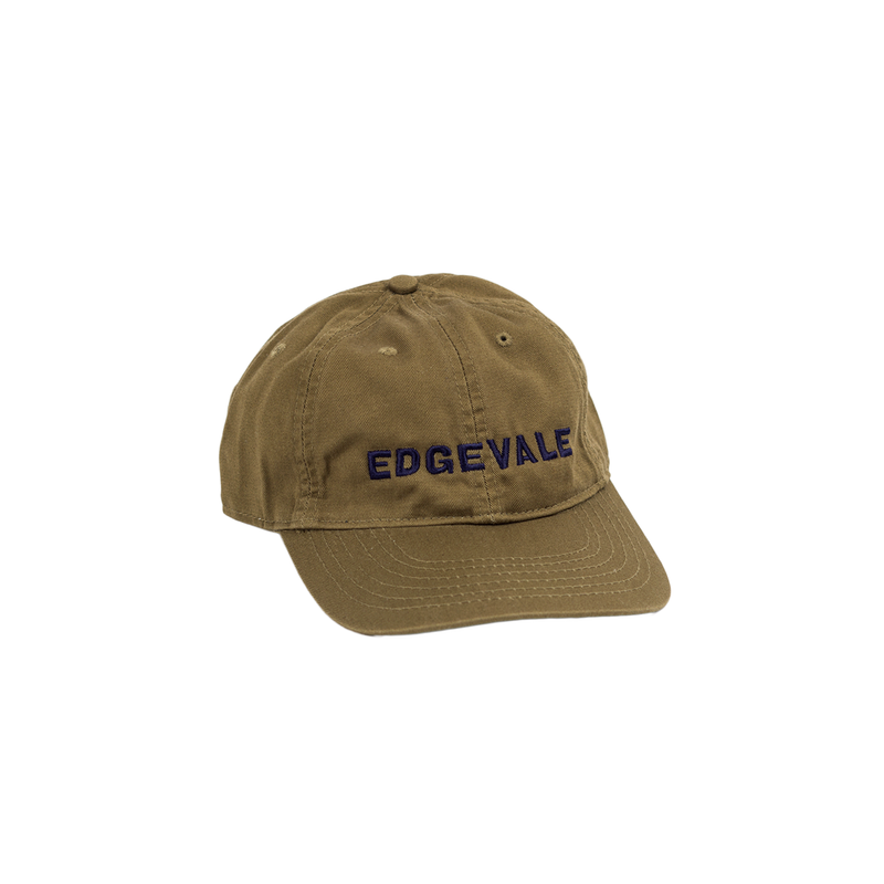 Unstructured Organic Twill Logo Hat