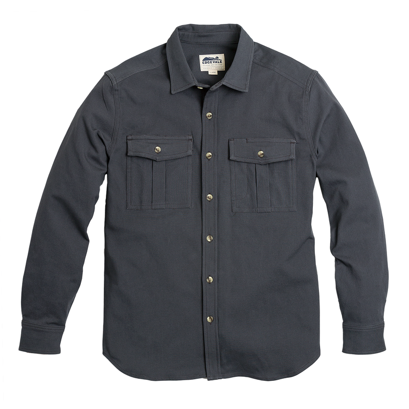 Stretch Canvas Field Shirt