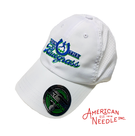 """Ventilator"" Running Hat by American Needle (White)"