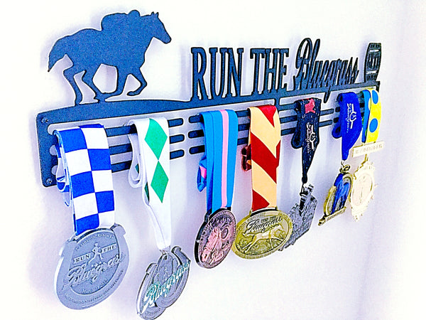 Handmade Medal Display by Victory Medal Hangers