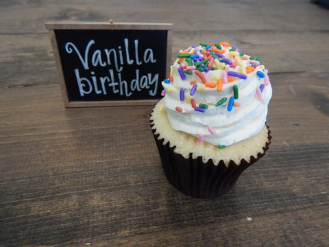 Vanilla Birthday