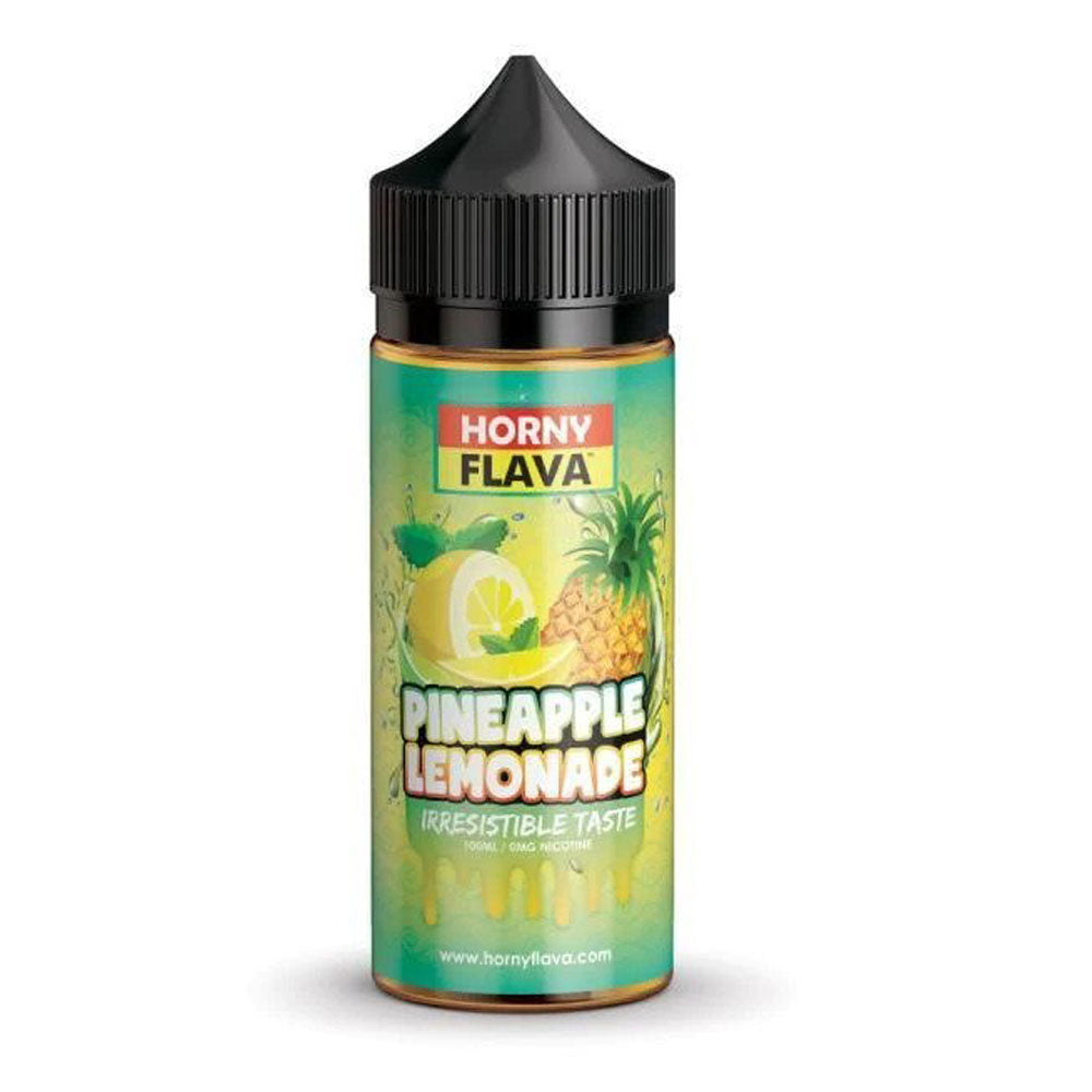 Pineapple Lemonade Shortfill 100ml Eliquid by Horny Flava