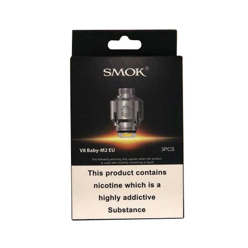SMOK V8 Baby M2-EU Coil (Pack of 3)