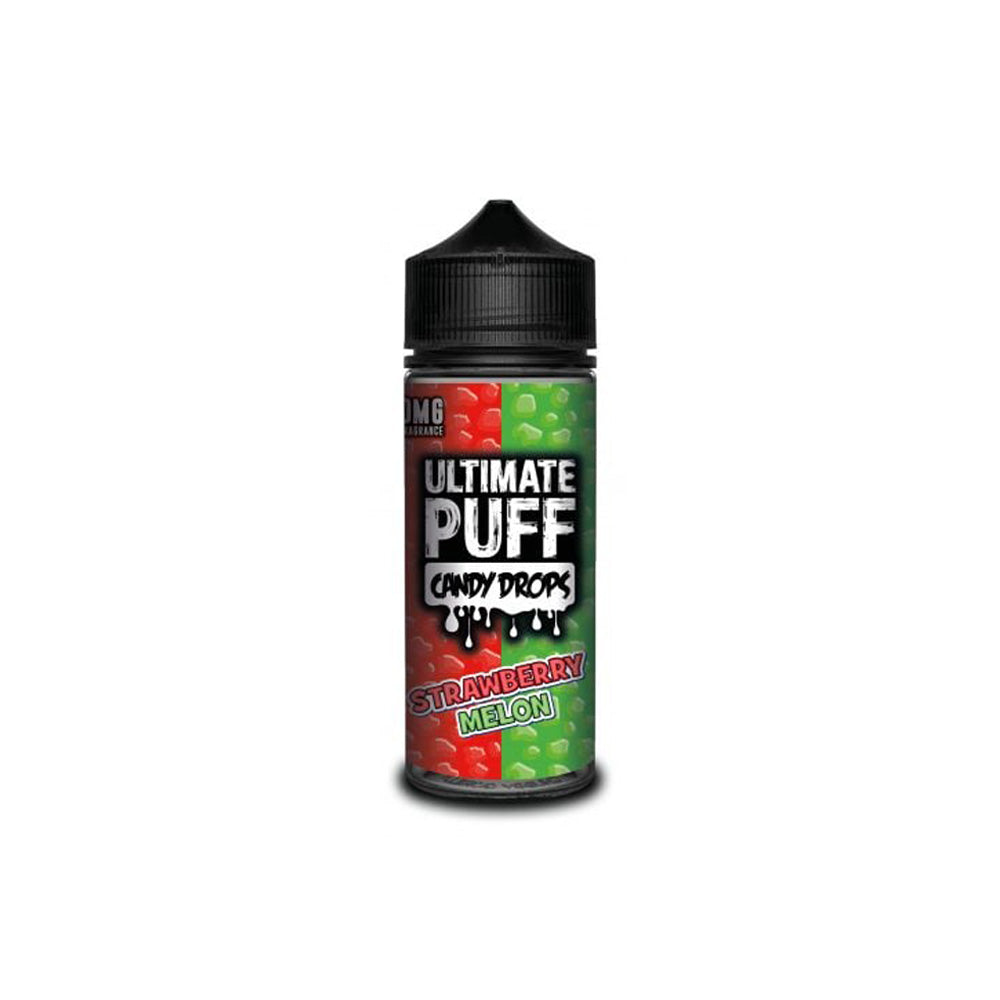 Candy Drops Strawberry Melon 120ML Shortfill by Ultimate Puff