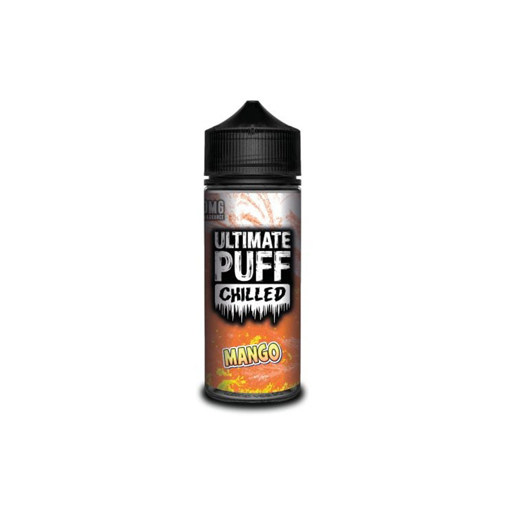 Chilled Mango 120ml Shortfill by Ultimate Puff