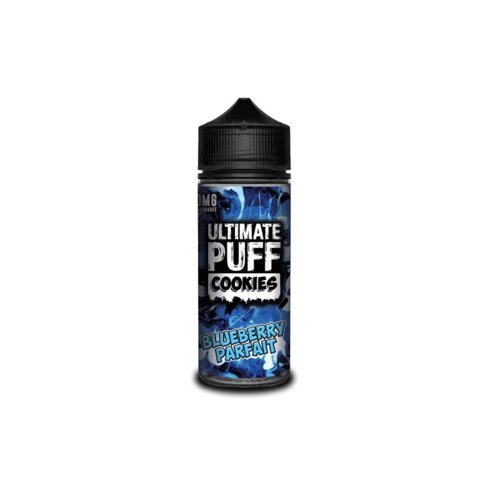 Cookies – Blueberry Parfait 120ML Shortfill by Ultimate Puff