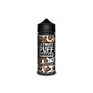 Shakes – Chocolate 120ML Shortfill by Ultimate Puff