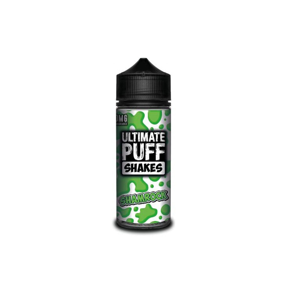 Shakes – Shamrock 120ml Shortfill by Ultimate Puff
