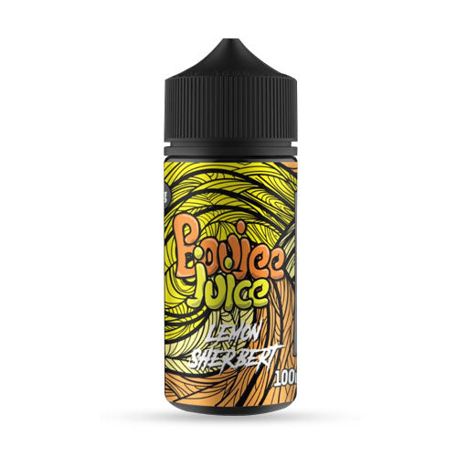 Lemon Sherbert 100ml shortfill boujee ejuice