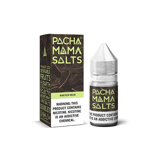 Honeydew Melon E-Juice by Pacha Mama Salts