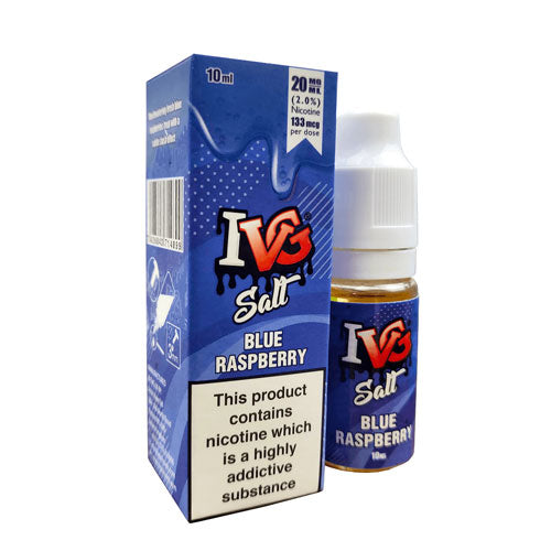 Blue Raspberry ejuice by I VG Salts