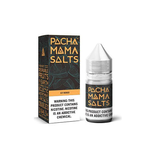 Icy Mango E-Juice by Pacha Mama Salts - 10ml