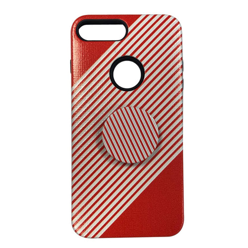 iphone 7plus and 8plus cover - Red Color