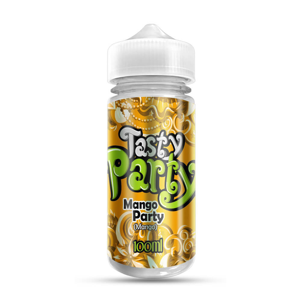 Mango Party 100ml Shortfill by Tasty Party