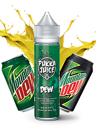 Dew by Pukka Juice e Liquid 50ml Shortfill