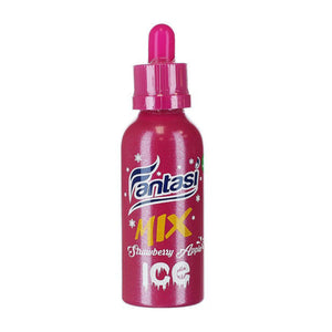 Strawberry Apple Ice 50ml Shortfill Eliquid by Fantasi Mix