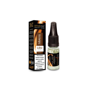 Tobacco 10 X 10ml E-Liquid by Smoknic