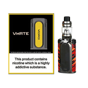 Voopoo Vmate 200W Stater vape Kit