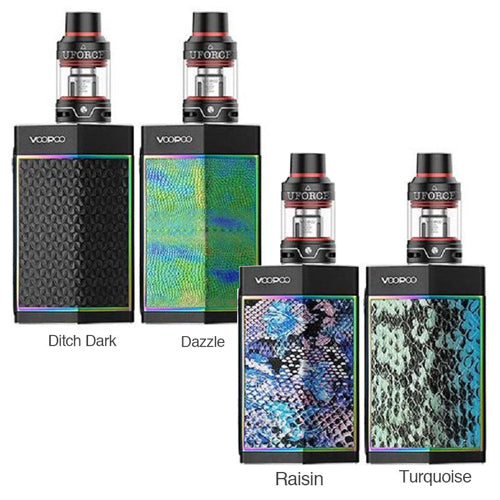 Too 180W TC Starter vape Kit by VooPoo