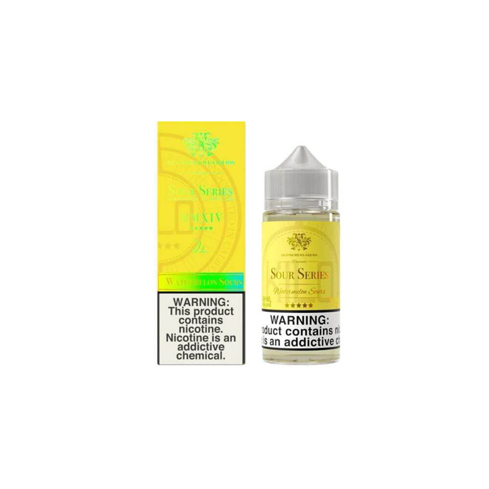 Watermelon E-Liquid by Kilo Sours Series 100ml