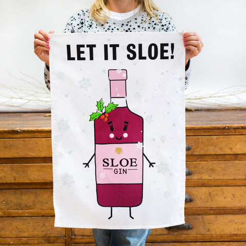 Christmas Aprons & Tea Towels