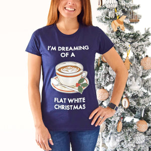 Funny Coffee Christmas T-Shirt