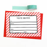 Adult Party Invitations