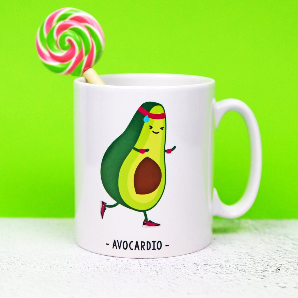 'Avocardio' Mug-Of Life & Lemons®