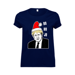 Funny Boris Christmas T-Shirt-Tote Bag-Of Life & Lemons®