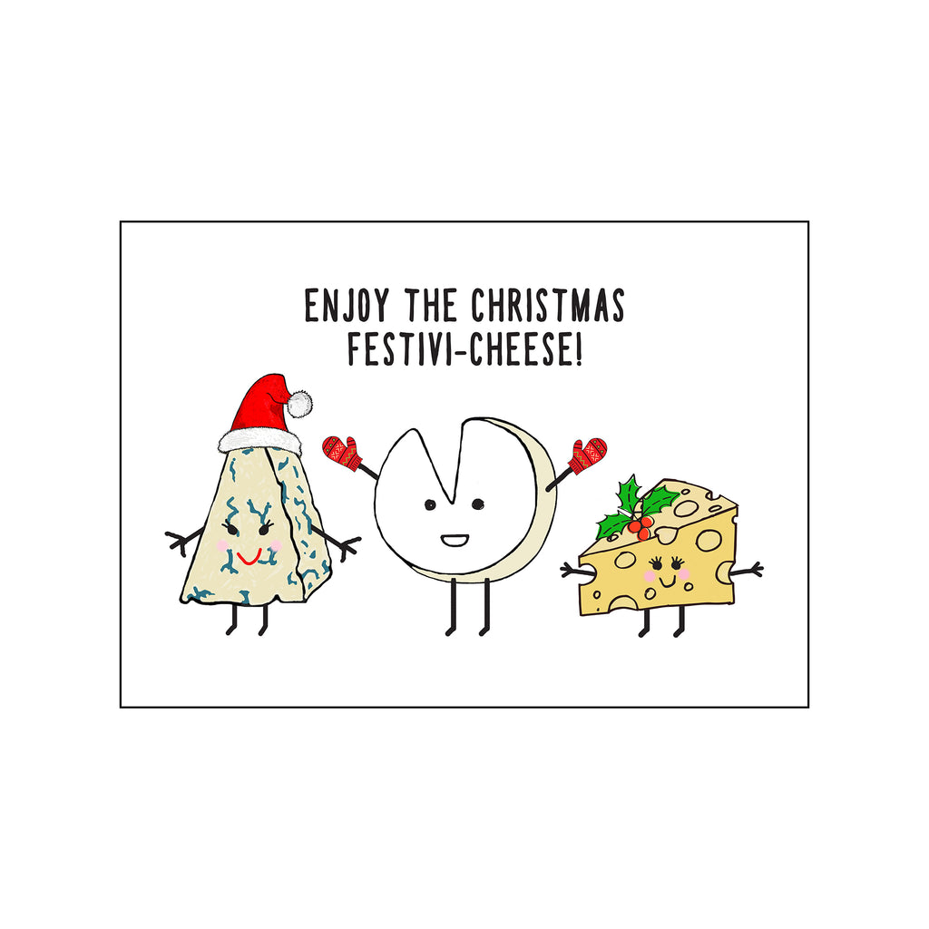 Funny Cheese Christmas Mug-Of Life & Lemons®