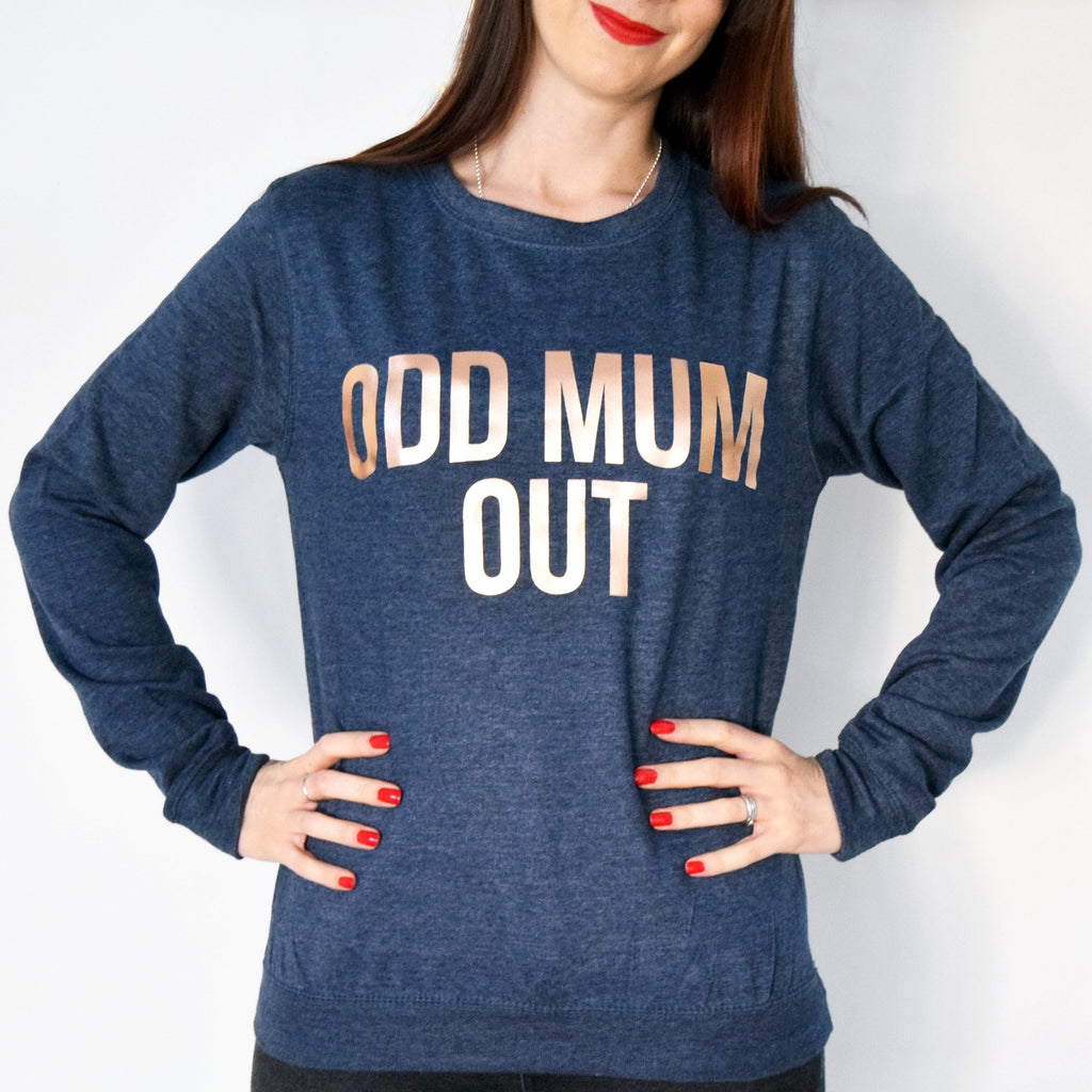 'Odd Mum Out' Sweatshirt-Tote Bag-Of Life & Lemons®