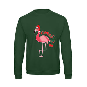 Flamingo Christmas Jumper-Tote Bag-Of Life & Lemons®