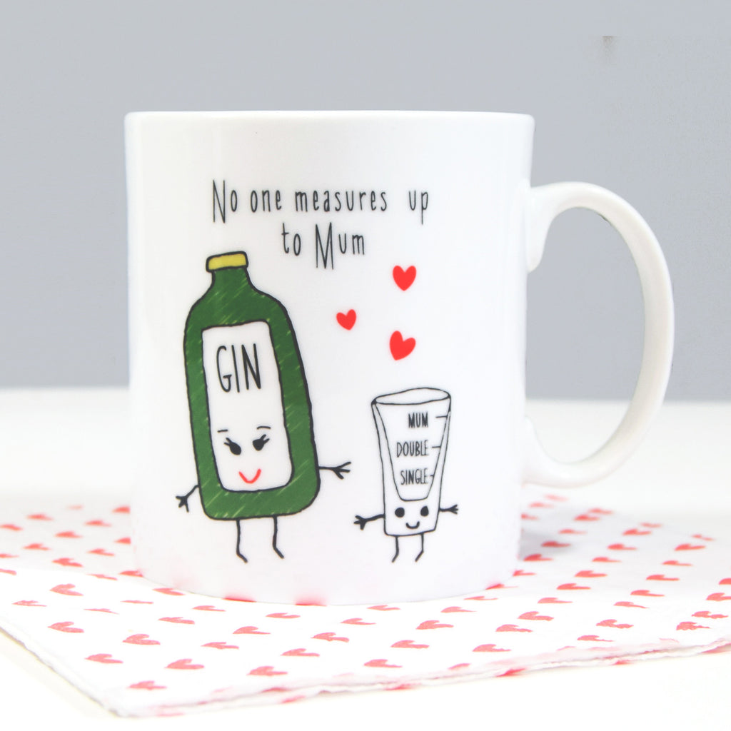 Mother's Day Gin Mug-Of Life & Lemons®