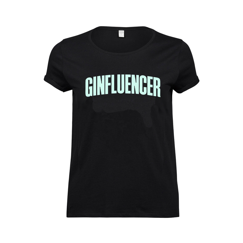 'Ginfluencer' Funny Gin T-Shirt-Tote Bag-Of Life & Lemons®