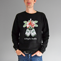 'Gingle Bells' Christmas Jumper-Tote Bag-Of Life & Lemons®