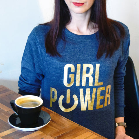 'Girl Power' Women's Sweatshirt