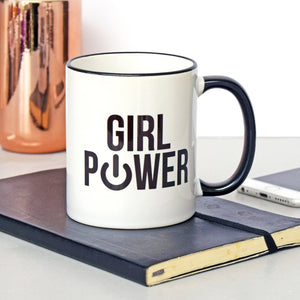 'Girl Power' Mug-Of Life & Lemons®