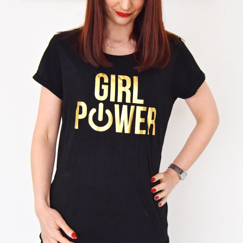 'Girl Power' Women's T-Shirt-Tote Bag-Of Life & Lemons®